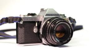 kamera för fotografering
